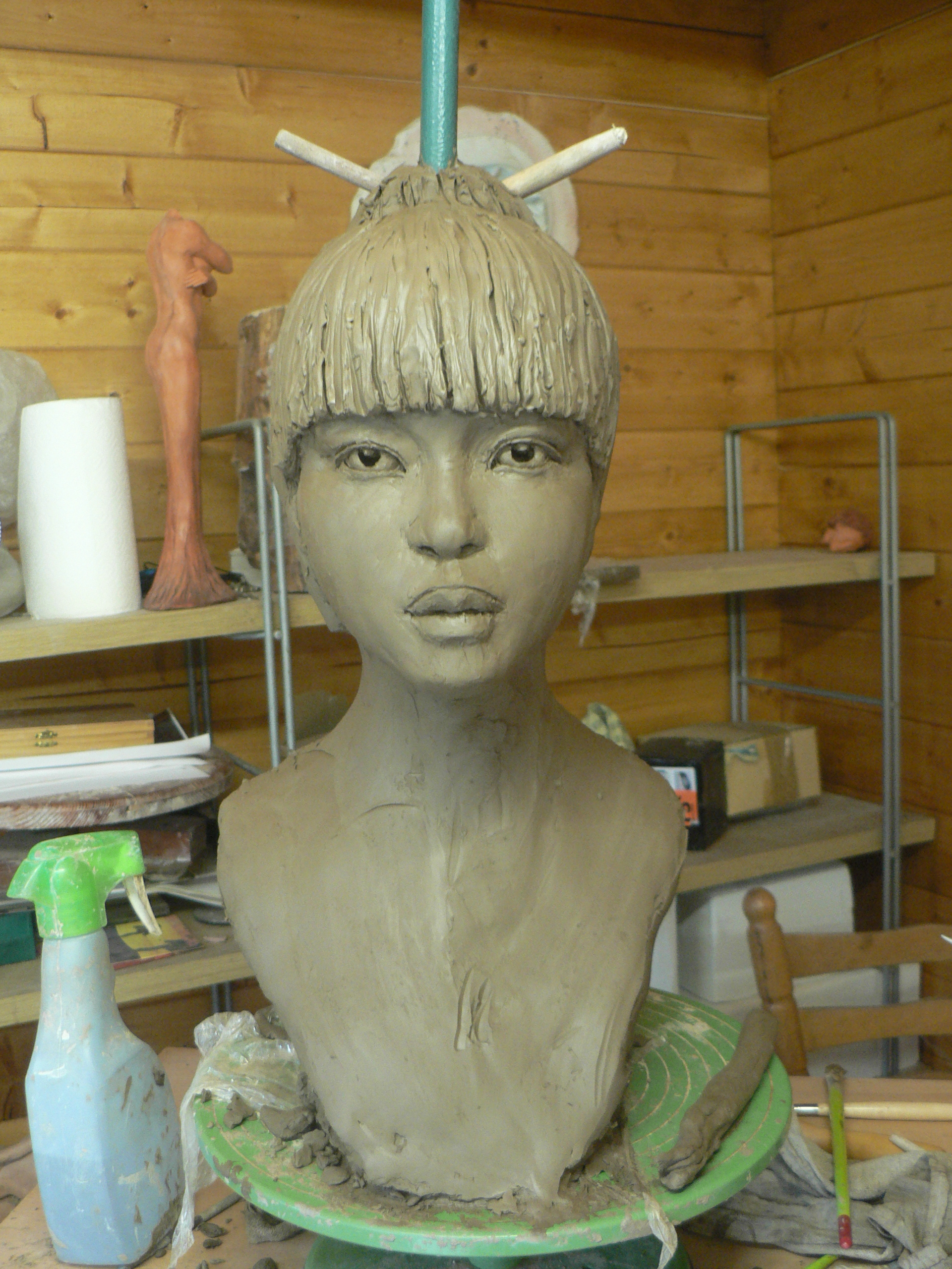 Top Sculpture Argile modelage XM23